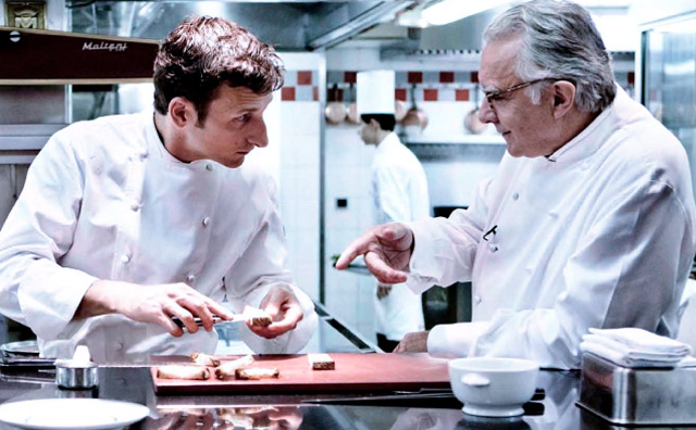 Essential Ducasse: Alain Ducasse Gets Back to Basics at Hôtel Plaza Athénée