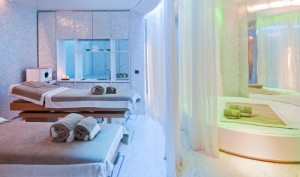 VIP Air spa suite