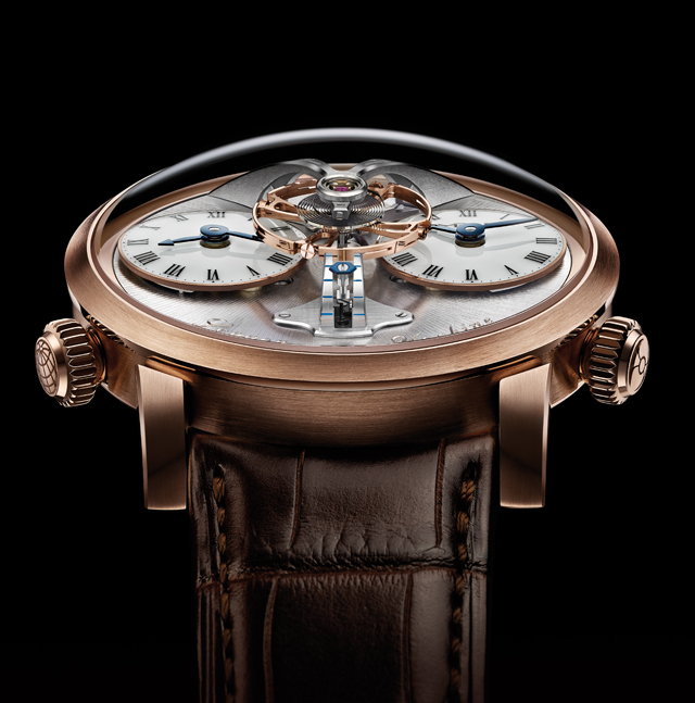 Legacy Pledge: MB&F's LM1
