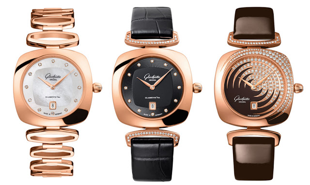 Leading Ladies: Glashütte Original Debuts Its Pavonina Collection
