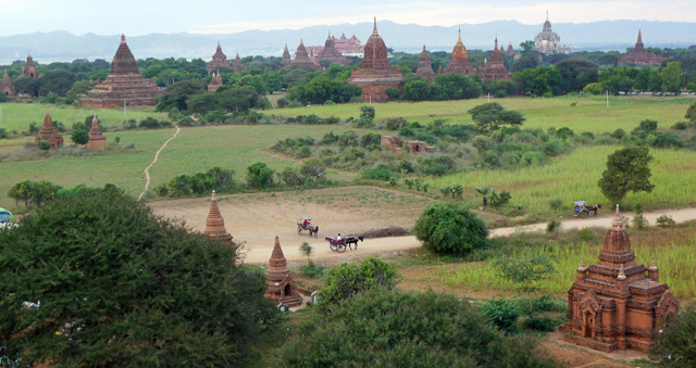 On The Road to Mandalay: A Mission of Burma