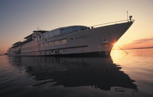 Orient Express' Road to Mandalay sails the Irrawaddy River.