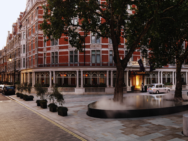 Mansions of Mayfair: The Connaught and Claridge's Balance History with Modern Luxury