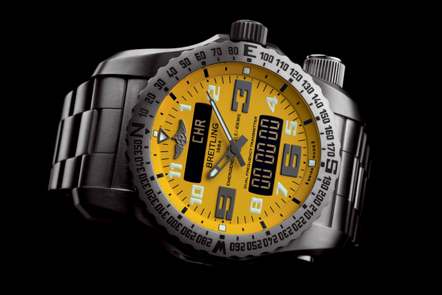 Breitling's Emergency II Takes Rescue Technology To A New Level