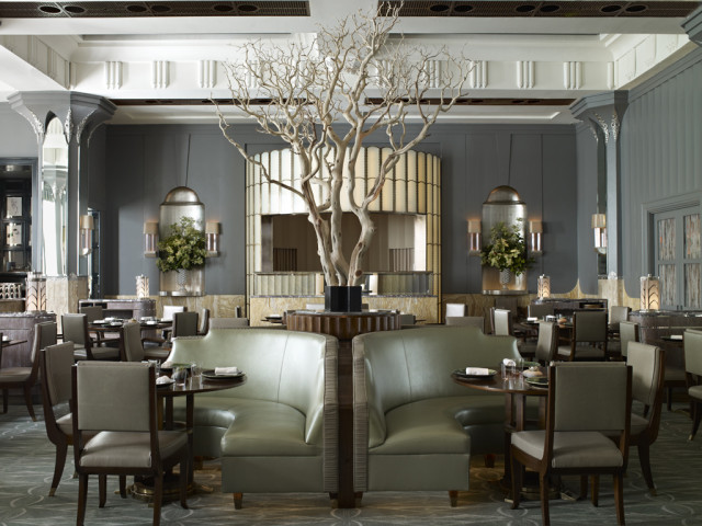 "Fera, which opened in May 2014, pairs elegant ambience with Simon Rogan's fresh and flavorful ""naturalist"" cuisine."