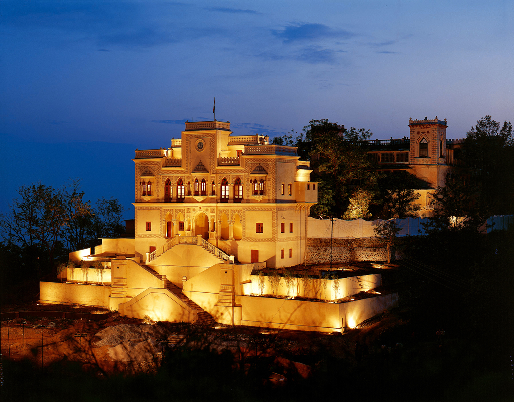 Ananda in the Himalayas, health and wellness retreat in India